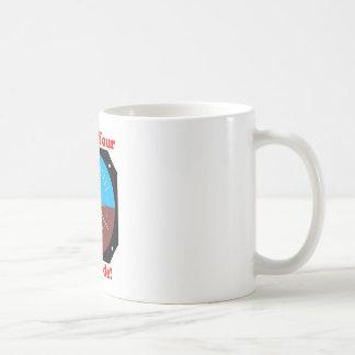 WatchYour Attitude Coffee Mug