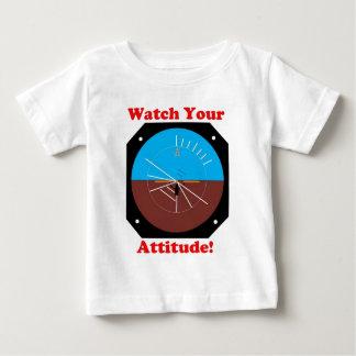 WatchYour Attitude T-shirt