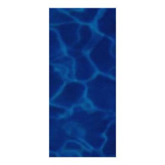 water005 rack card template