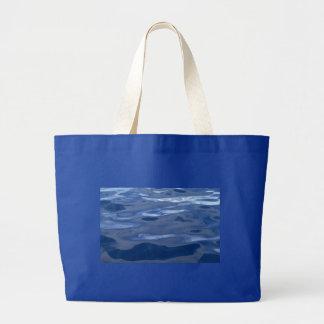water010 jumbo tote bag