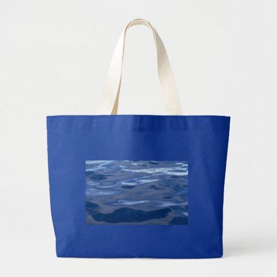water010 bolsa de tela grande