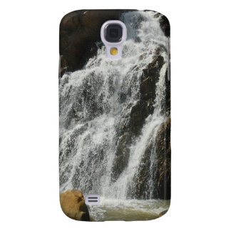 Water A Nice River Falls Samsung Galaxy S4 Cases