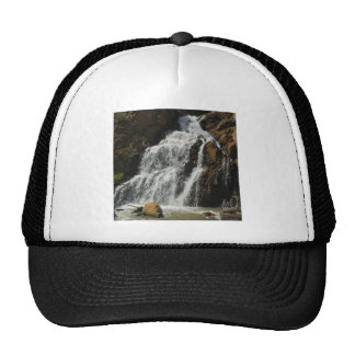 Water A Nice River Falls Hats