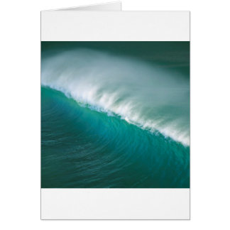 Water Afternoon Offshores California Card