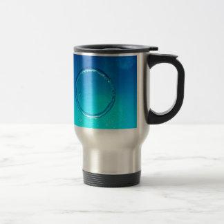 Water Air Ring Bubble Travel Mug