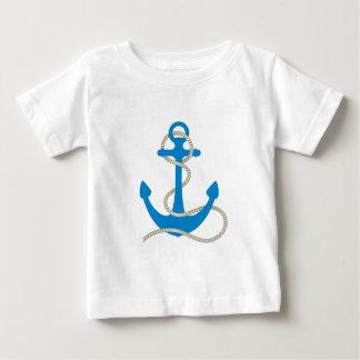 water anchor sea ocean diver swim beach marine t-shirt