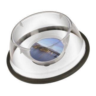 Water and Bridge Pet Bowl