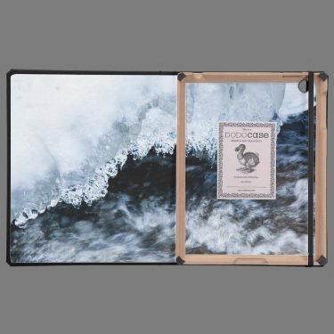 Water and ice iPad cases