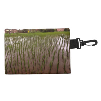 Water and paddy field accessory bag