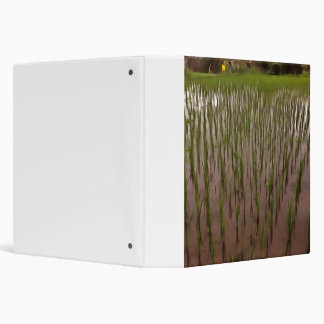 Water and paddy field binder