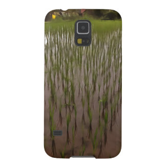 Water and paddy field case for galaxy s5