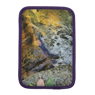 Water and rock sleeve for iPad mini