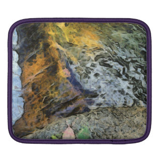 Water and rock sleeve for iPads