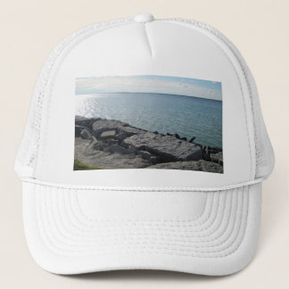 Water and Wealth Trucker Hat