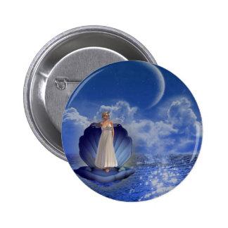 Water Angel Pin