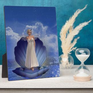 Water Angel  Plaque