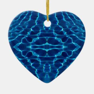 Water Baby! Ceramic Ornament