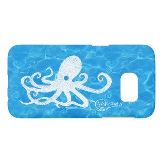 Water Baby Octopus Wave Case