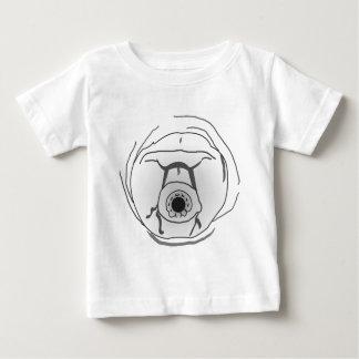 Water Bear Tardigrade Face Baby T-Shirt