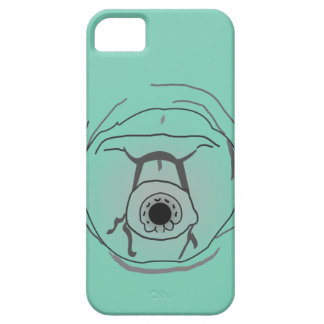 Water Bear Tardigrade Face iPhone 5 Covers