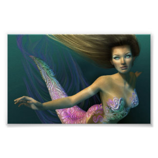 Water Beauty Poster