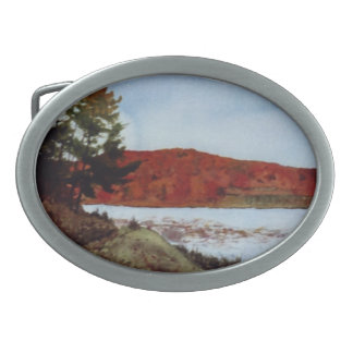Water Belt Buckle