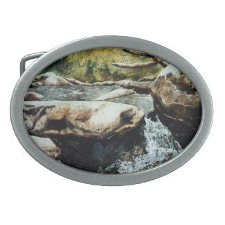 Water Belt Buckle