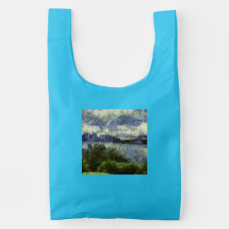 Water beyond reusable bag