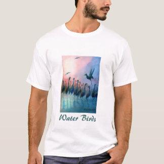 Water Birds T-Shirt - Customized