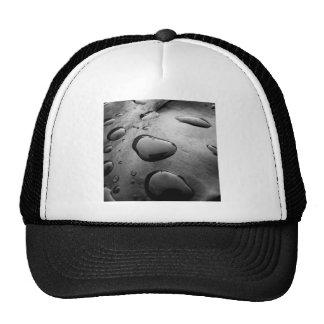 Water Black Drops Trucker Hat