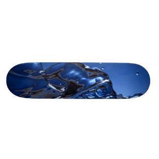Water board blue