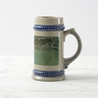 Water body in the Himalayas Beer Stein