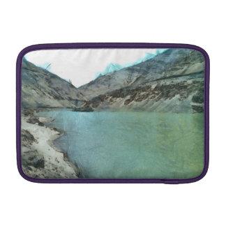 Water body in the Himalayas MacBook Air Sleeve