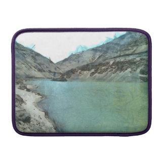 Water body in the Himalayas MacBook Sleeve