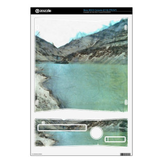 Water body in the Himalayas Skin For The Xbox 360 S