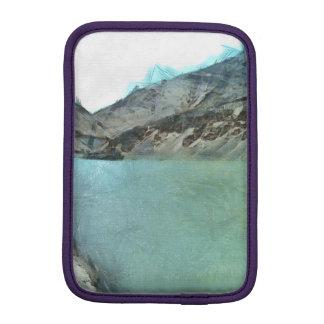 Water body in the Himalayas Sleeve For iPad Mini