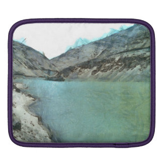 Water body in the Himalayas Sleeves For iPads