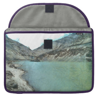 Water body in the Himalayas Sleeves For MacBook Pro