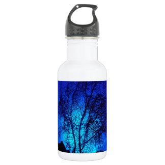 Water Bonaire Dutch Caribbean Water Bottle