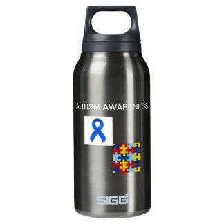 Water Bottle(Autism Awareness) Insulated Water Bottle
