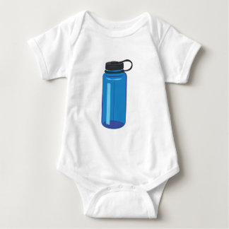 Water Bottle Baby Bodysuit
