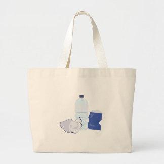 Work Bag With Water Bottle Pocket