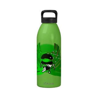 water bottle capoeira martial arts axe ginga