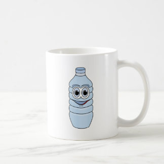 Water Bottle Cartoon Coffee Mug