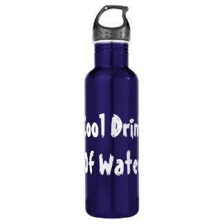 Water Bottle-Cool Drink Of Water Water Bottle