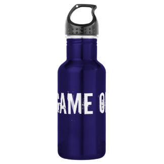 Water Bottle-Game On Water Bottle