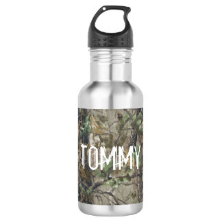 Water Bottle - Hunting Camouflage