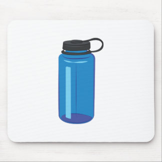 Water Bottle Mouse Pad