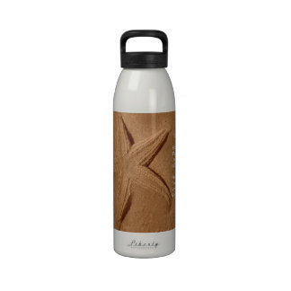Water Bottle Poem Star In The Sand By Ladee Basset