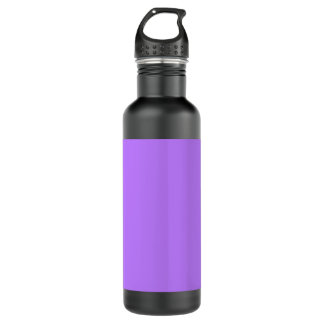 water bottlebl,purple stainless steel water bottle